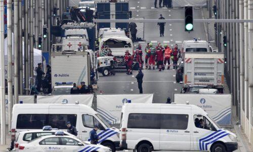 10 orang akan diadili dalam kasus serangan Brussel yang mematikan