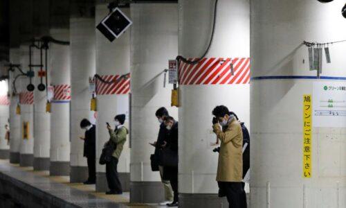 Jepang mempertimbangkan keadaan darurat di wilayah Tokyo