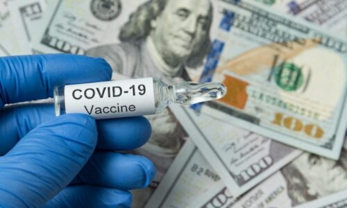 Vaksin Covid-19 palsu membanjiri web gelap